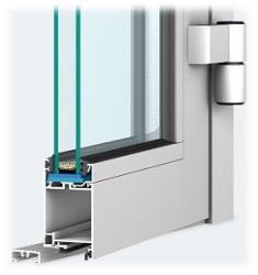 Kupić Drzwi aluminiowe MB-45