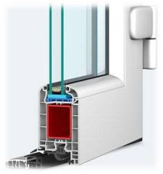Kupić Drzwi PVC IGLO 5