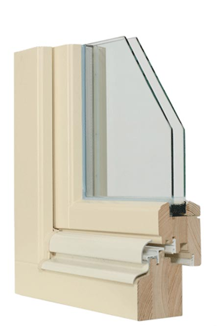 Kupić Okna drewniane RETRO