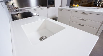 Zlewozmywaki solid surface