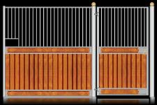 Kupić Fasady stajenne z drzwiami otwieranymi na zawiasach Fasady FO45