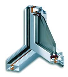 Kupić Okna aluminiowe SPECTRAL 60