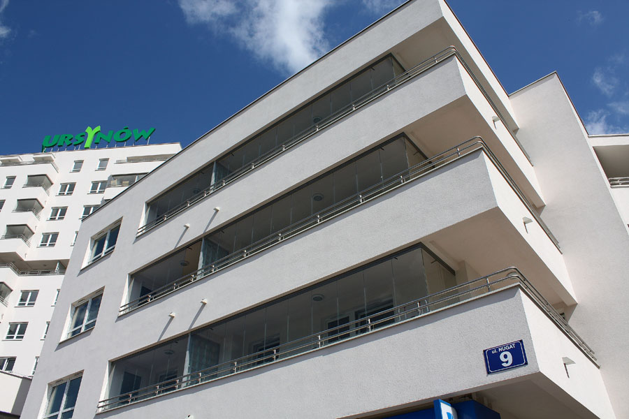 Kupić Zabudowy balkonowe
