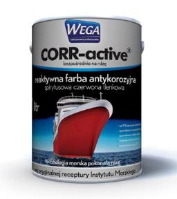 Kupić Corr Active- Reaktywna Farba Antykorozyjna.