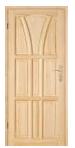 Kupić Drzwi zewnętrzne i wewnętrzne z litego drewna.