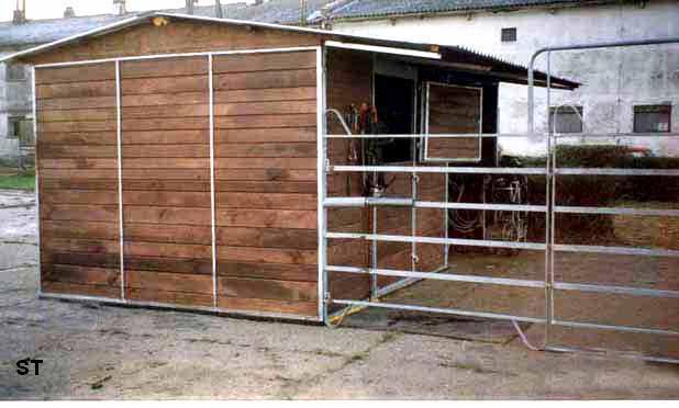 Kupić Stajnie dla koni
