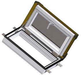 Kupić Wyłazy Dachowe Skylight Loft