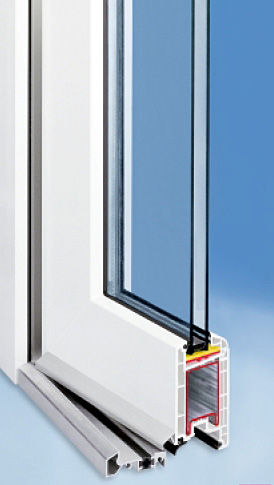 Kupić Drzwi Rehau Brilant-design 70
