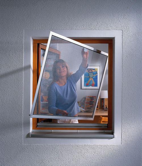 Kupić Moskitiery ramkowe okienne