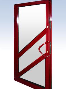 Kupić Drzwi aluminiowe