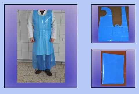 Kupić Producent jednorazowych fartuchów foliowych, opakowania LDPE I HDPE