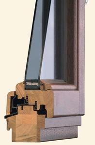 Kupić Okna drewniane JU-88 Galux