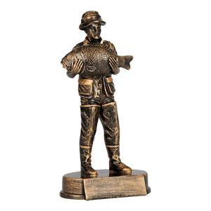 Kupić Figurka-trofeum Wędkarz