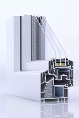 Kupić Okna w systemie VEKA Alphaline 90+