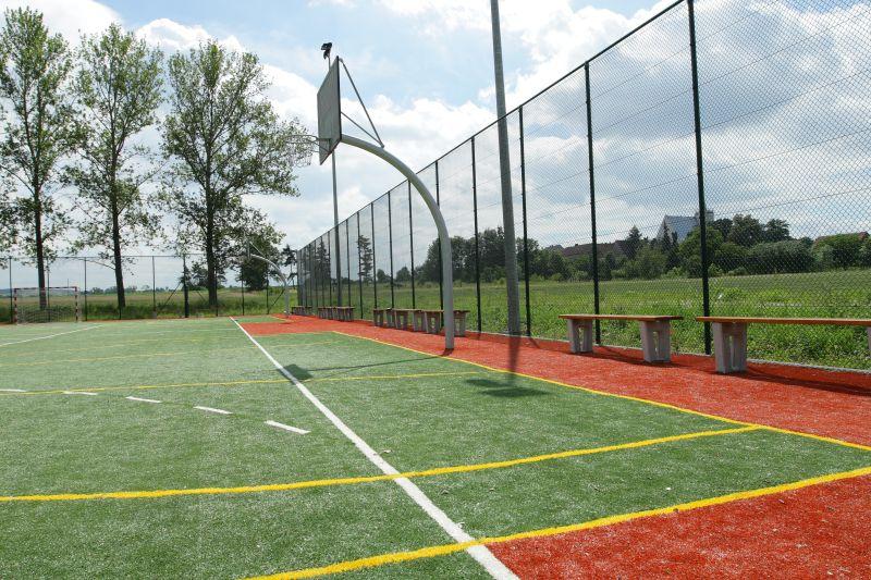 Kupić Kompletne ogrodzenie boisk wielofunkcyjnych