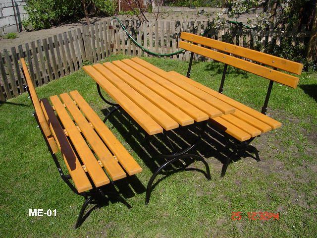 Kupić Zestaw mebli ogrodowych