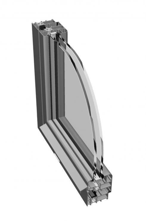 Kupić Trójkomorowy system okienny NT 60PE