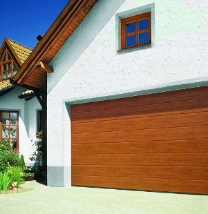 Kupić Segmentowe bramy garażowe