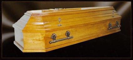 Sarkofag Hiszpański Dębowy  Model: TD5