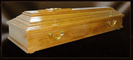 Sarkofag Włoski Dębowy  Model: TD3
