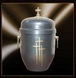 Urna Metalowa  Model: UM2