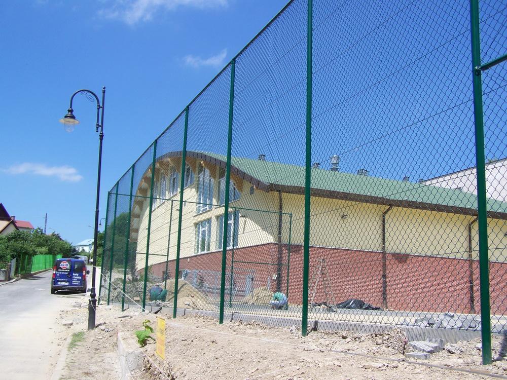Kupić Ogrodzenia boisk system SIGMA