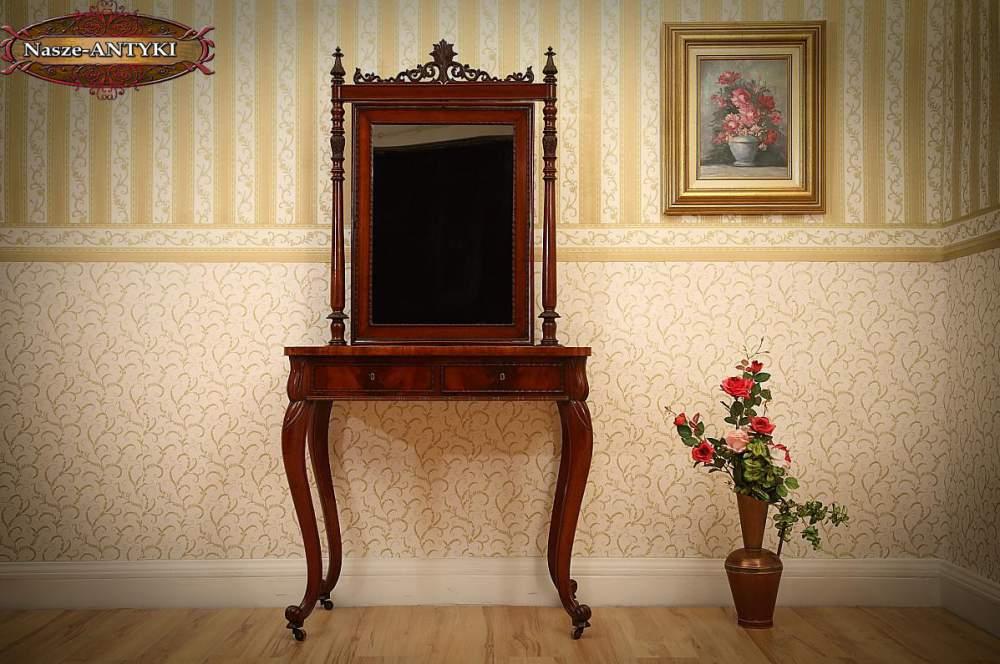 Kupić Toaletka z zapisaną historią z około 1850 roku.