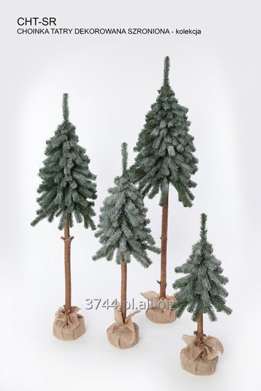 Kupić Choinka sztuczna na pniu naturalnym zielona bez dekoracji 50 cm/70cm/80cm/115cm/135cm/160cm/
