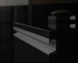 Kupić Uchwyty meblowe aluminiowe w różnych kształtach i wielkościach.