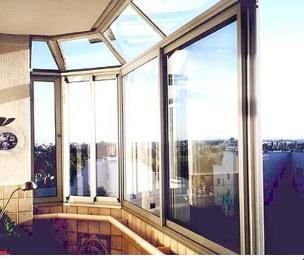 Kupić Ramowe zabudowy balkonów.