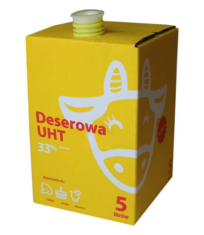 Kupić Deserowa UHT 33%