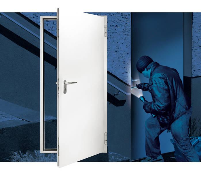 противовзломная входная дверь 5 класса