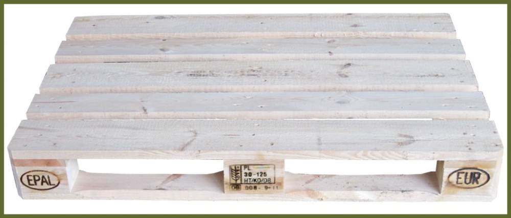 Kupić Paleta drewniana EUR EPAL - klocek drewniany