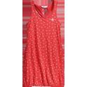 Sukienka AC TANK DRESS - DOTS