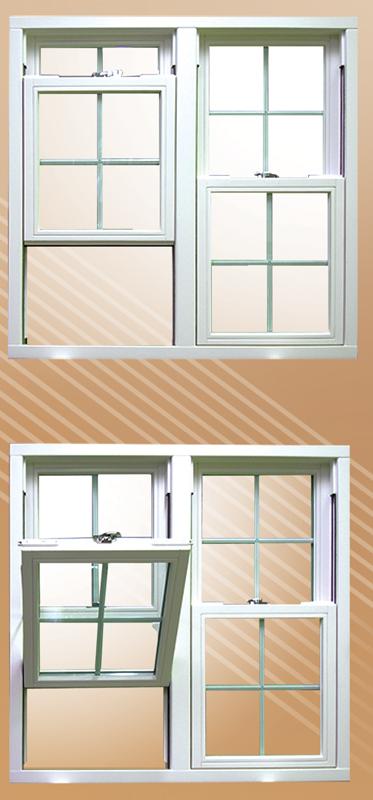 Kupić Okna drewniane typu Sash