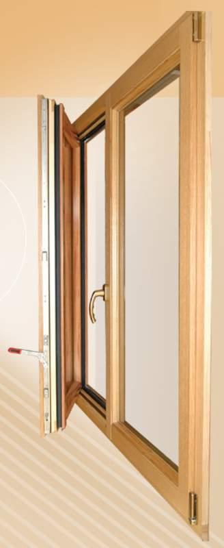 Kupić Okna drewniane jednoramowe