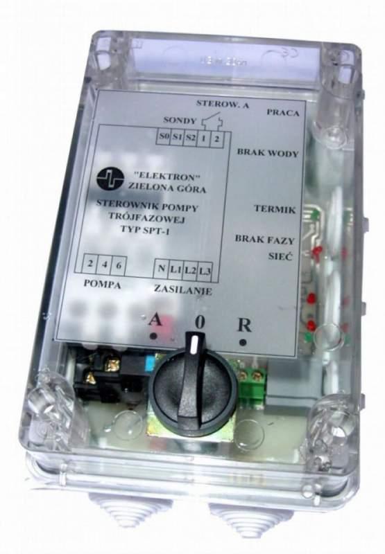 Kupić Sterownik pompy 3-fazowej typ SPT-1