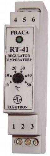 Kupić Regulator temperatury RT-41/0...50 st.C z czujnikiem