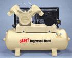 Kupić Stacjonarny kompresor ( sprężarka powietrza ) bezolejowy z napędem pasowym, montowana na zbiorniku.
