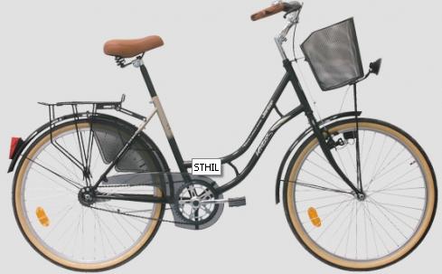 Kupić Rowery KROSS CITY - JANTAR