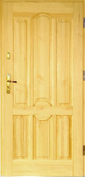 Kupić Drzwi wzmacniane
