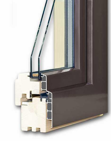 Kupić Okna aluminiowo-drewniane