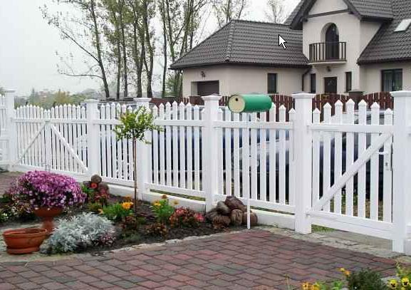 Kupić Ogrodzenia PVC