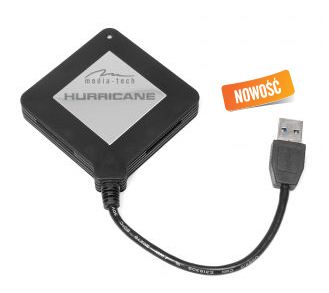 Kupić Multiczytnik kart pamięci MT5031