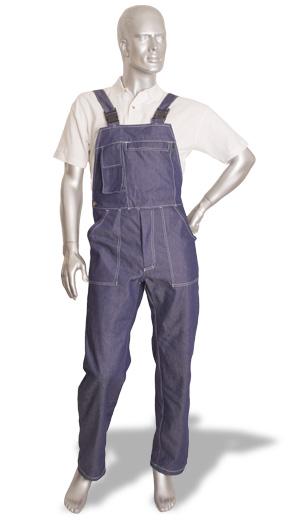 Spodnie ogrodniczki Classic SO J 02