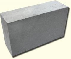 Wibroprasowane bloczki fundamentowe