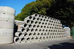 Rury betonowe