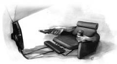 Mechanizmy foteli i sof telewizyjnych