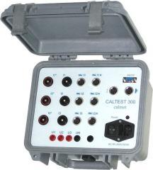 Caltest 300 Trójfazowy analizator sieci i tester  liczników energii
