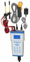 Caltest 10 Tester liczników energii  i miernik parametrów sieci energetycznej